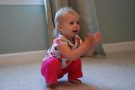 2 year old yogateacher