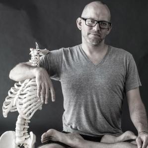 joe and skeleton