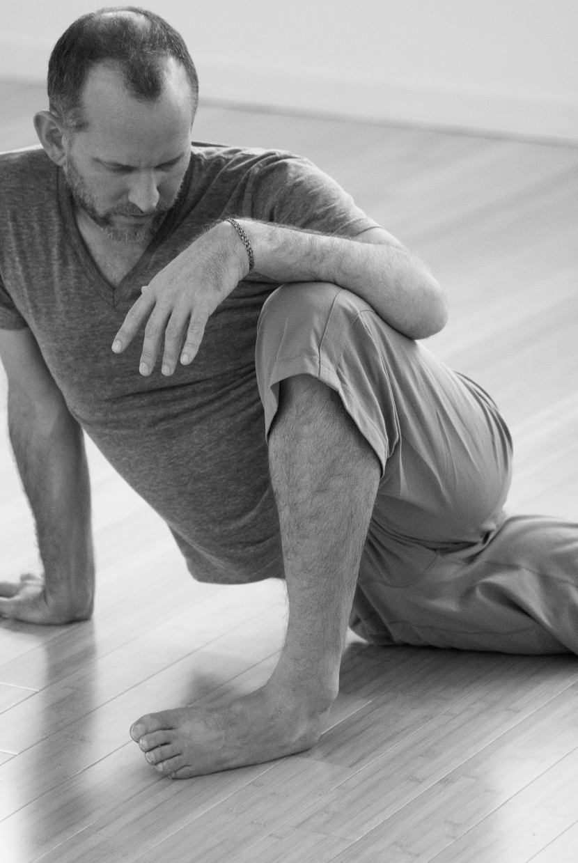 Yin Master Training Joe Barnett 2017 Level 1 and2